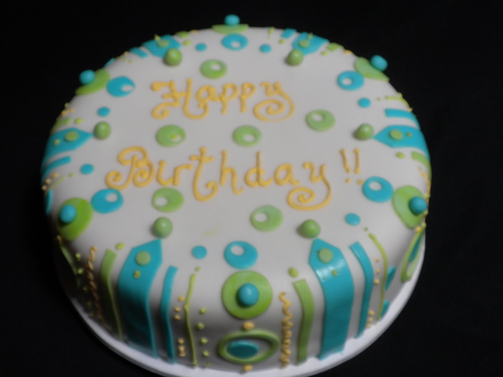 Images Of Birthday Cake For Male : Edible Art by Gisha Pucheta - ( Not Geisha ): Cakes just ...