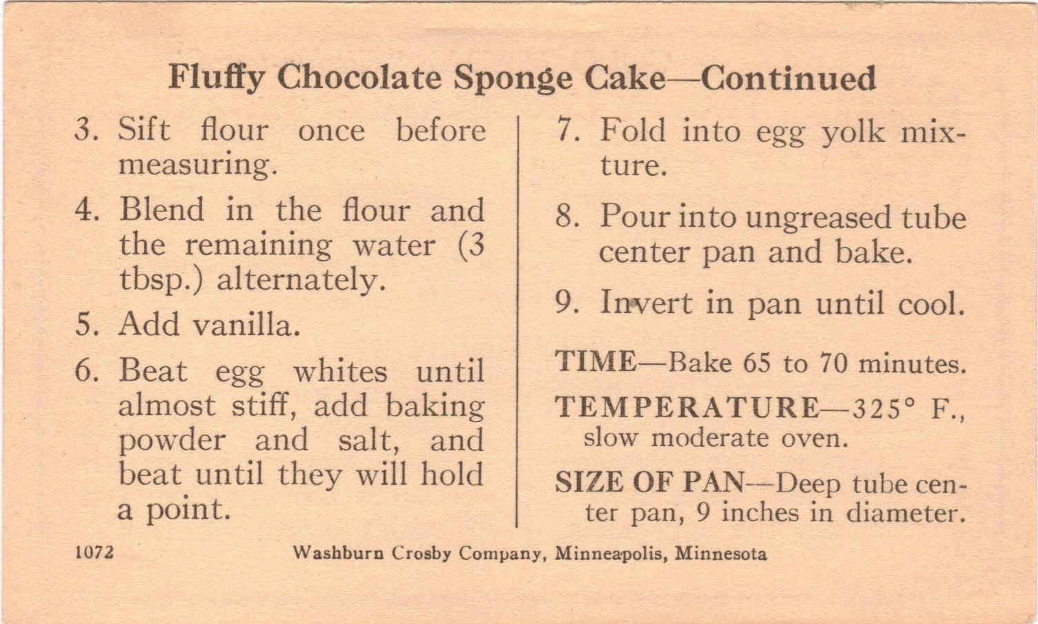 Super fluffy sponge cake recipe - Food for health recipes