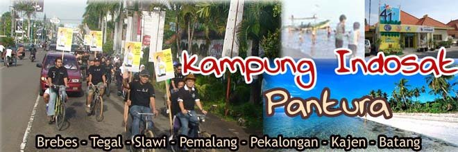 Kampung Indosat Pantura