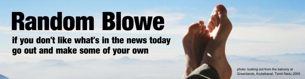 Random Blowe