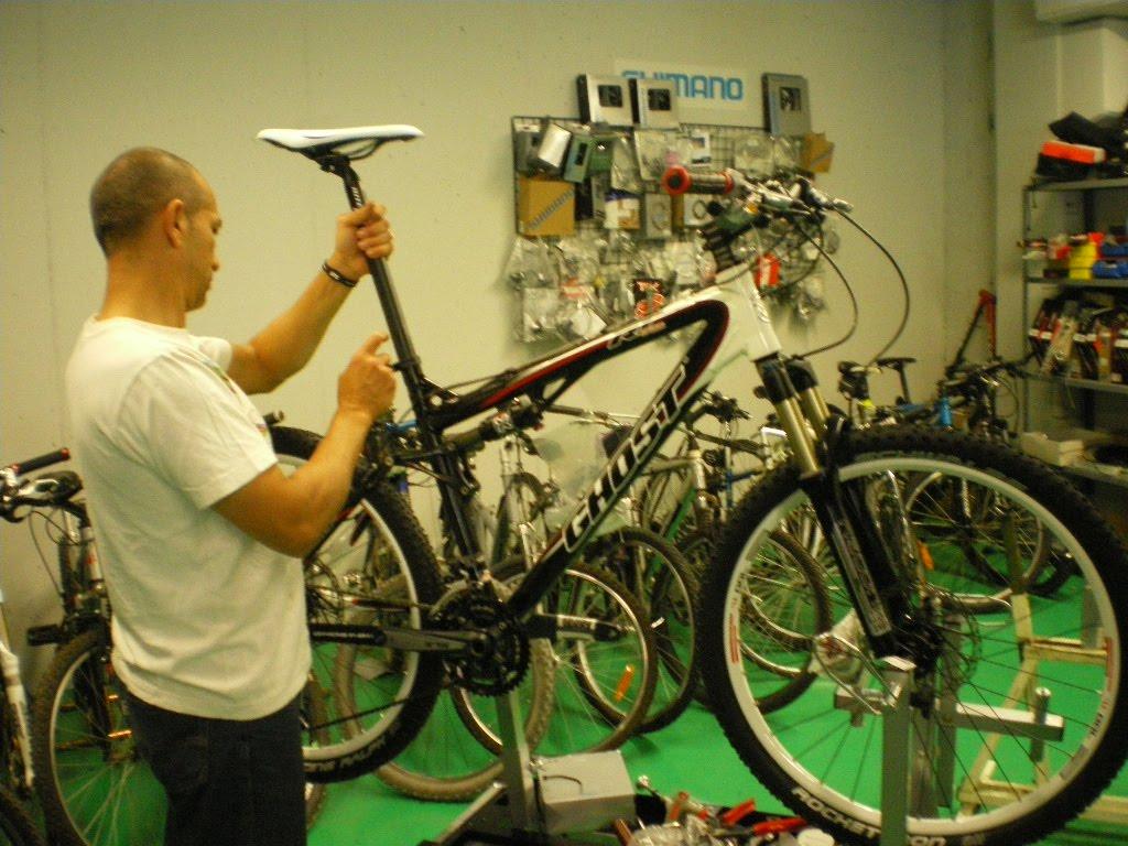 The kir bikers la ghost rt actinum 5700 ya esta en casa - Temperatura en begues ...