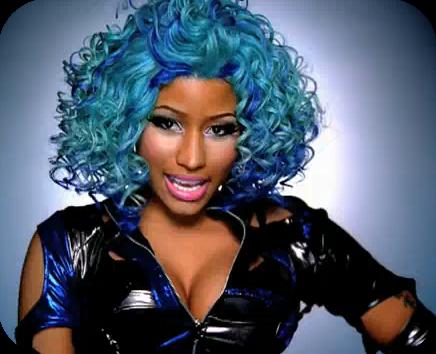 Nicki Minaj Lips on Ja E Say  New Video  Hello Good Morning Remix