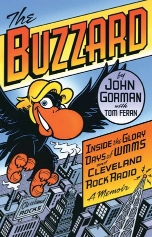 BUZZARD BOOK BLOG