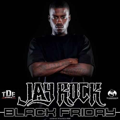 jay rock black friday cover front