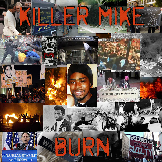 killer mike burn