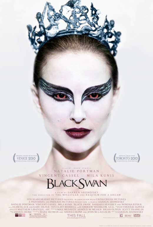 Black Swan spoof. The movie is about a ballerina named Nina who lives in a