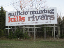 The struggle to stop sulfide mining...