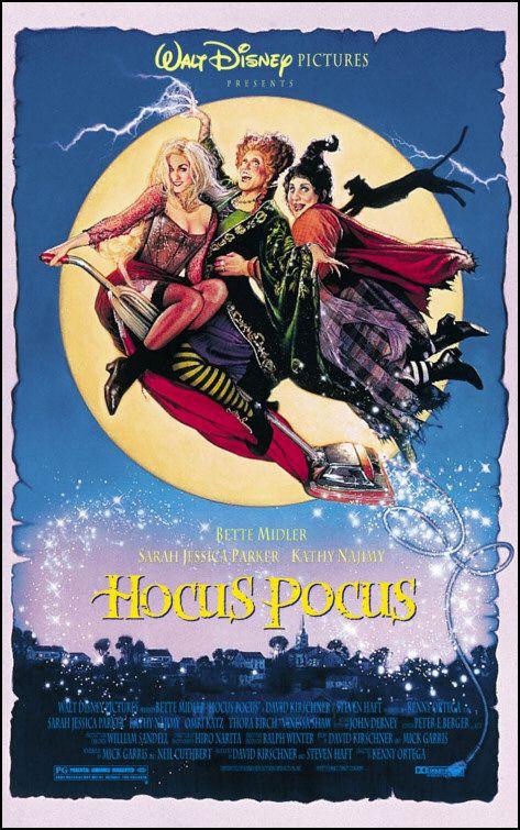 Hocus pocus movie
