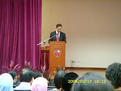 Prof Madya Dr Ir Salleh Jaafar