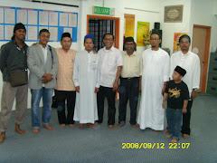 Bersama Ustaz Ramlang Parongi..