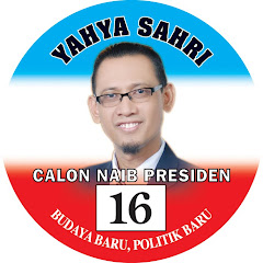 Yahya Sahri Naib Presiden No 16