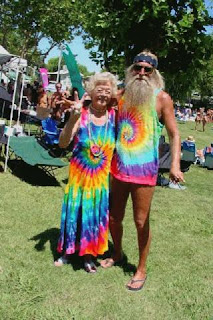 old dirty hippies