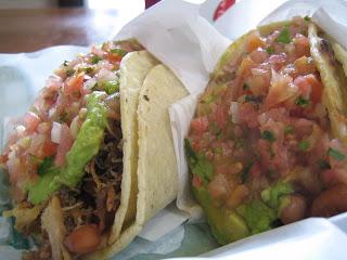 La Taqueria tacos