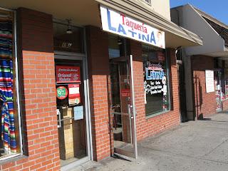Taqueria Latina