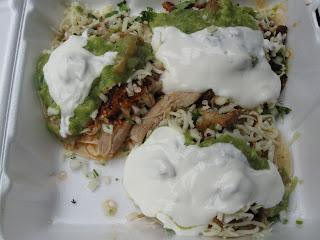 Tres Potrillos tacos