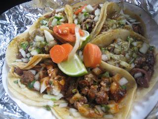 El Grullense tacos