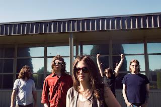 Support Black Mountain on tour