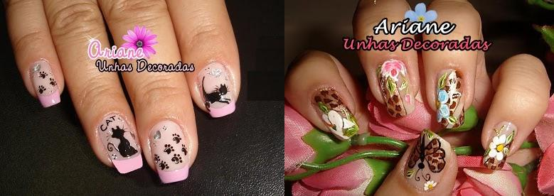 Unhas Decoradas by ฑαฑi