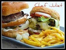 همبرگر اصل آمریکایی