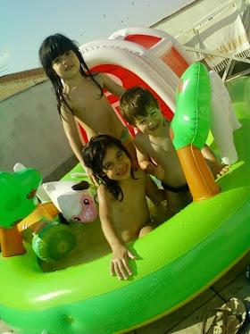 la mia vita:miei figli