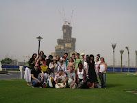 Student Visit:        Burj Dubai