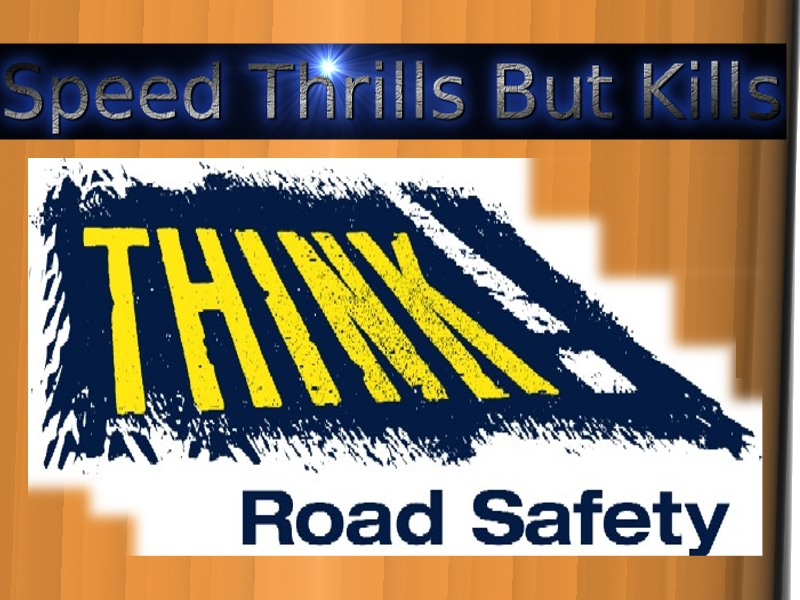 speed thrills but kills essay writing Car accidents, races, motorcycle accidents, statistics from hospitals on car accidents and motorcycle accidents look up the term organ donors on wheels in reference to motorcycles.