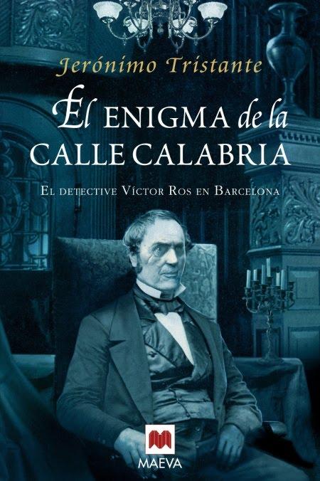 El enigma de la calle Calabria - Jerónimo Salmerón Tristante (VR 3) Calabria