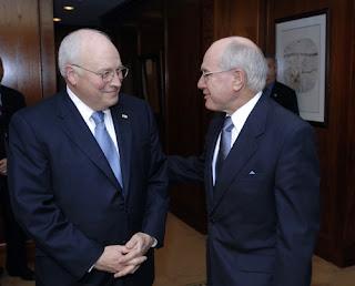 Australia's Cheney