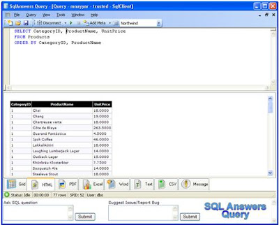 Mohit Nayyar SQL Query Tool