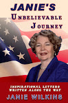 Janie Wilkins, author of Janie's Unbelievable Journey