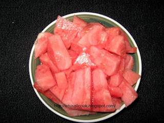 Watermelon milkshake art of cooking indian food a food and few facts about watermelon from wikipedia forumfinder Gallery