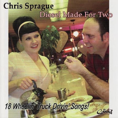 Chris Sprague: Diesel Made For Two (2008)