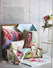 Little Eve Cushions in Notebook Magazine