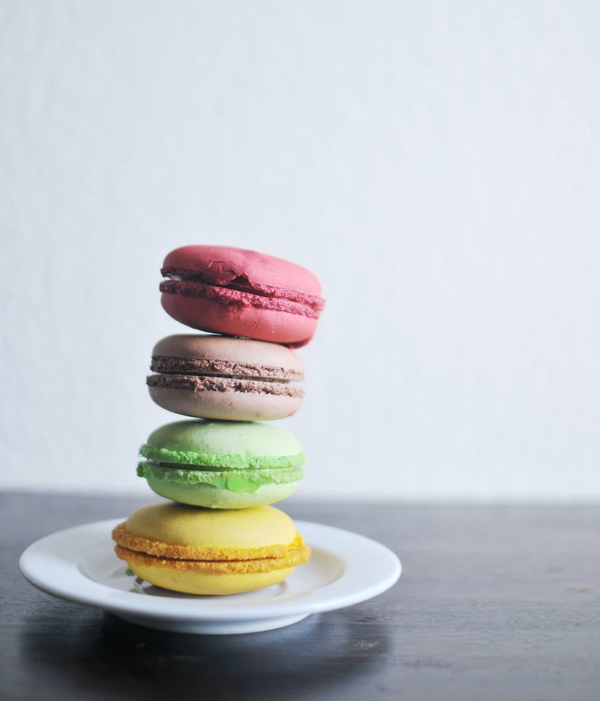 Confessions of a Kansas City Food Lover: French Macaroons