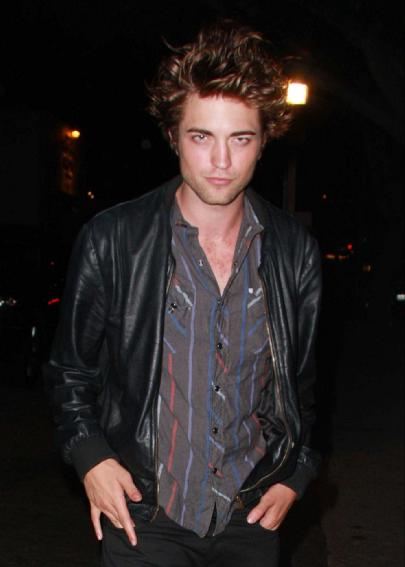 robert pattinson ugly pics. Young Hollywood#39;s Fashion Yes