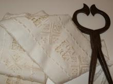 Gamle tekstiler og sukkerklype