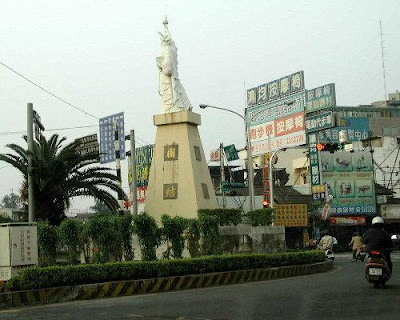 Lady Liberty Chiayi