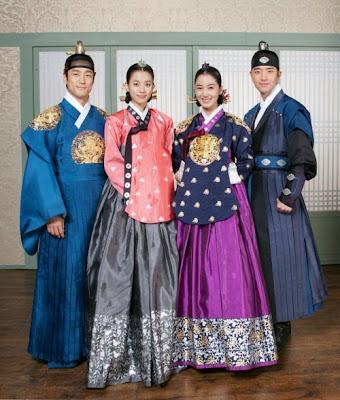 pink lipstick korean drama. Korean Historical Drama Dong