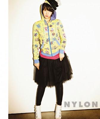 Park Shin Hye Le Coq Fashion