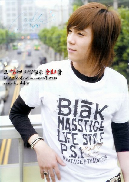 FT Island Lee Hong Ki