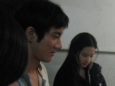 Crystal Liu Wang Lee Hom Love Notices