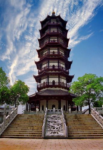 Shengjin Pagoda Nanchang