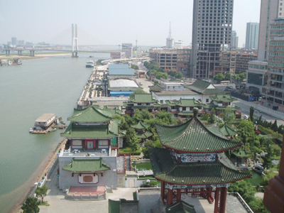 View of Nanchang City