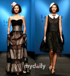Lee Yeon Hee Catwalk