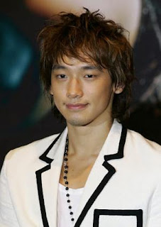 rain lee hairstyle