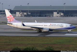 China Airlines Oceania | RM.
