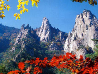 mount sorak korea