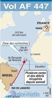 air france crash