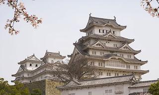 戦国時代,  Kiso Himeji+Castle