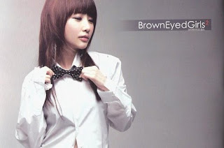 jea brown eyed girls